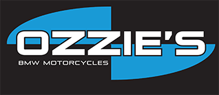 Blue and Grey Ozzie's Dealer Logo